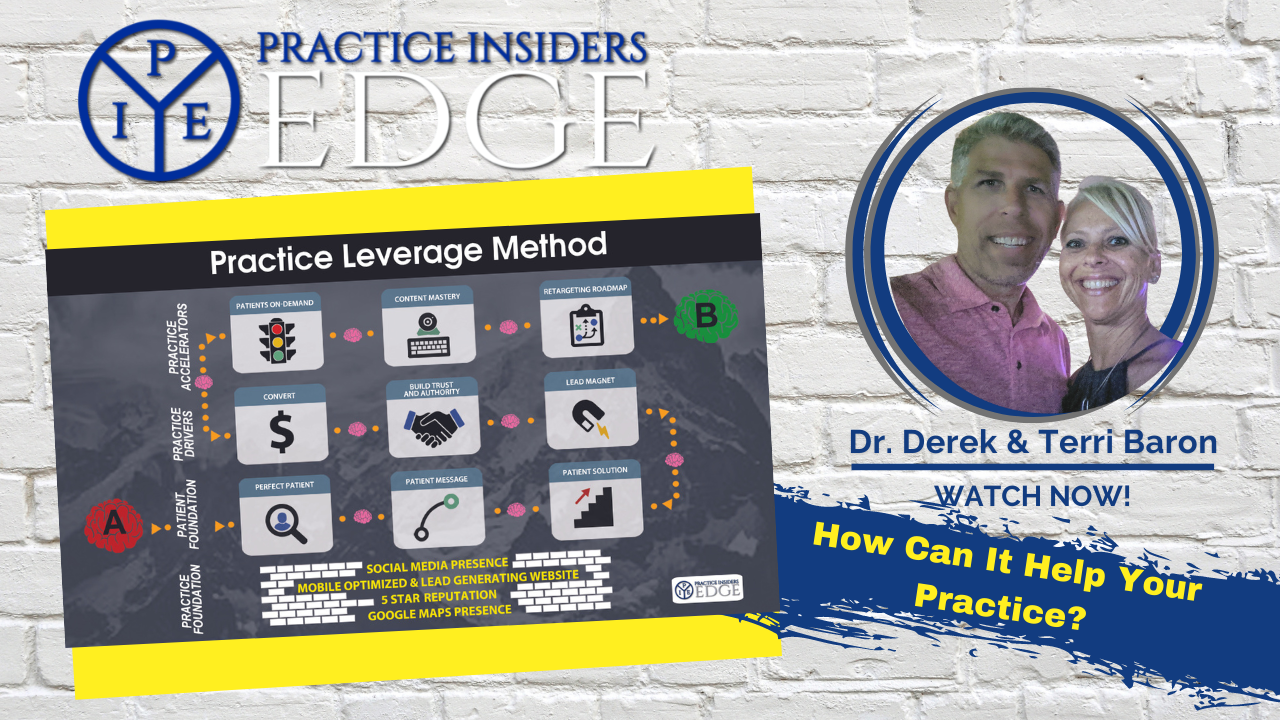 The Practice Leverage Method - How Can It Help You and Your Practice?